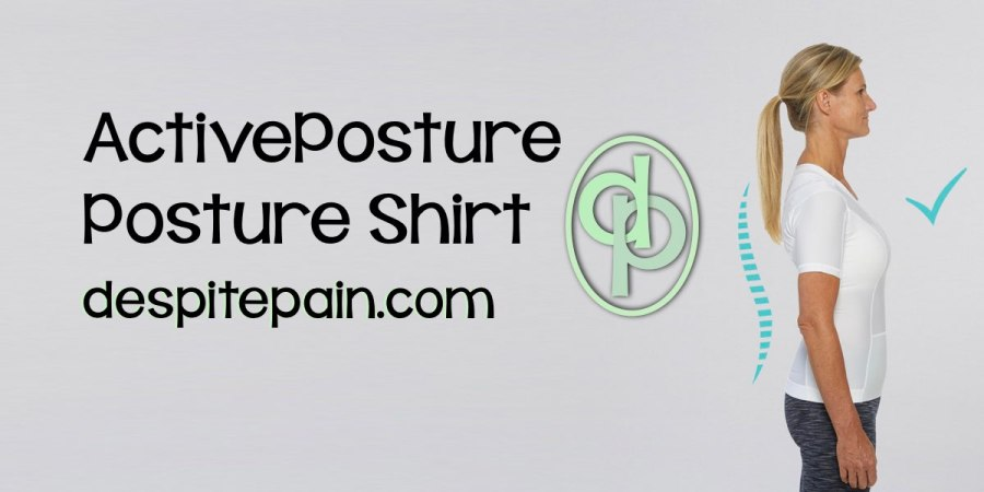 ActivePosture Posture Shirt Review with Discount Code
