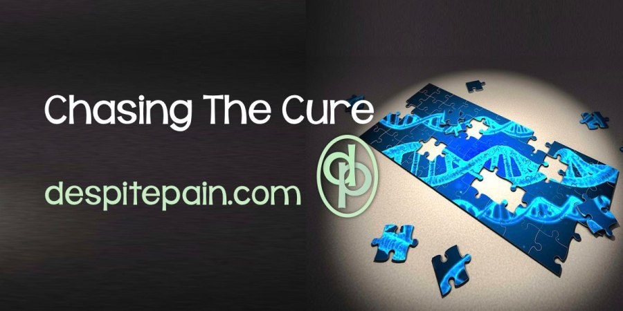 searching for a diagnosis: chasing the cure